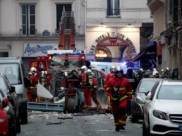 paris blast, bakery blast, paris, france, explosion
