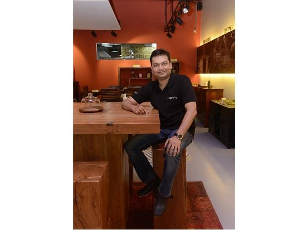 Pepperfry COO and founder Ashish Shah