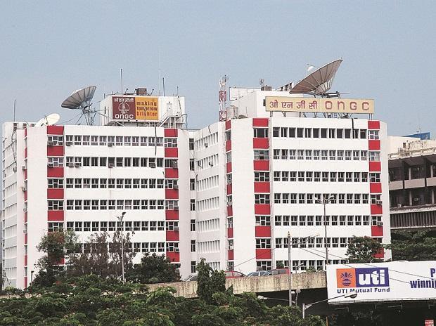 ONGC, ONGC building