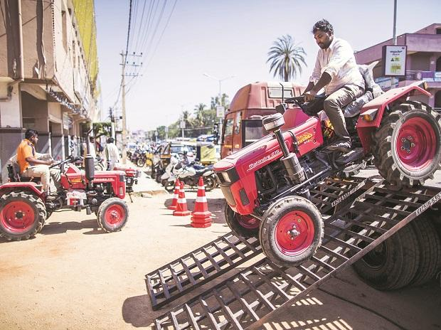 Tractor, consumer firms pin hopes on agricultural package to remain robust
