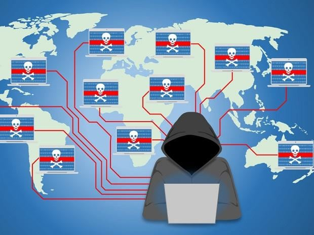 Botnet, hack, hackers, online attack, IoT, dark web