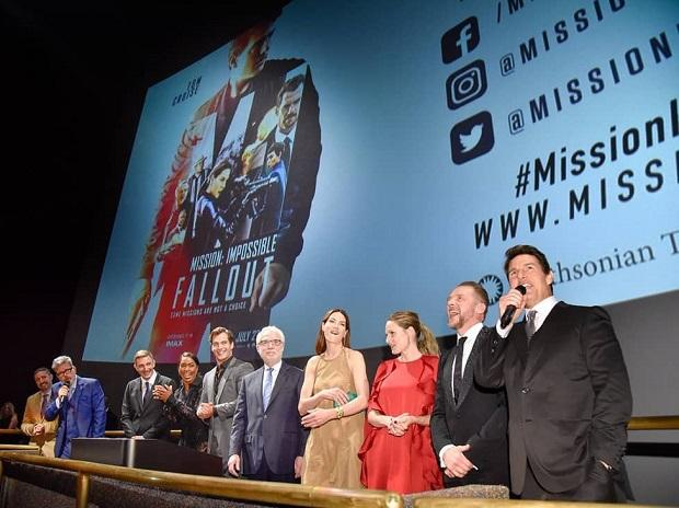 BEST ACTION MOVIE- Mission: Impossible - Fallout