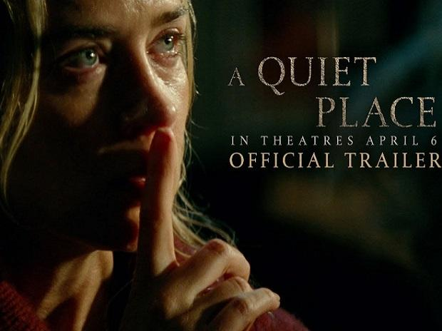 BEST SCI-FI OR HORROR MOVIE- A Quiet Place