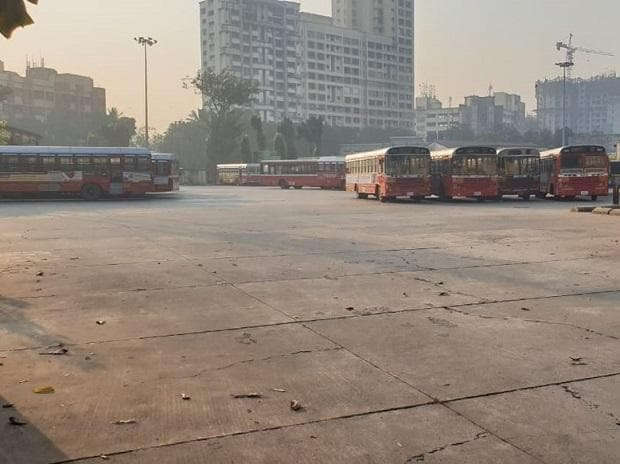 best bus strike, mumbai, bus strike, buses, best bus