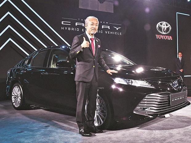 Toyota India MD Masakazu Yoshimura