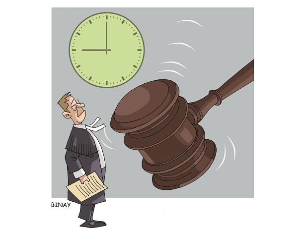Fear of law and punitive action does not spare even advocates