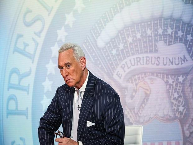 File photo of Roger Stone.Photo: Bloomberg