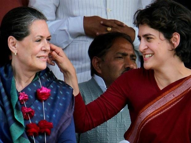 Govt withdraws SPG security cover of Sonia, Rahul and Priyanka Gandhi
