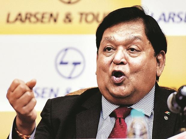 L&T Group Executive Chairman A M Naik