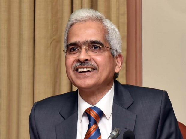 RBI Governor Shaktikanta Das during a press conference in Mumbai  (Photo-KAMLESH PEDNEKAR)