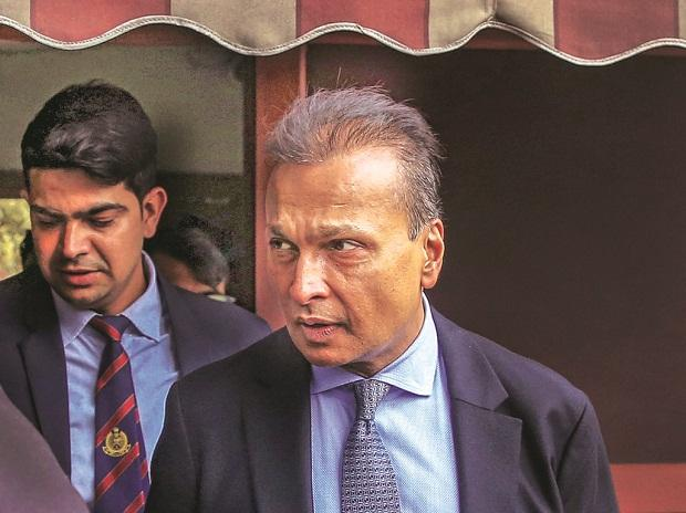 Reliance Group Chairman Anil Ambani | Photo: PTI