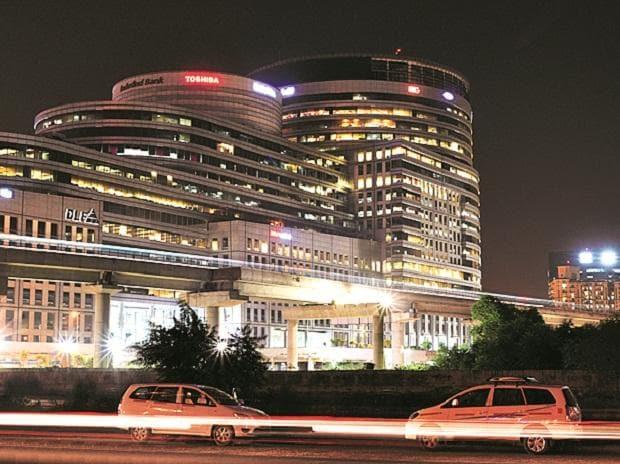 DLF Gurgaon office