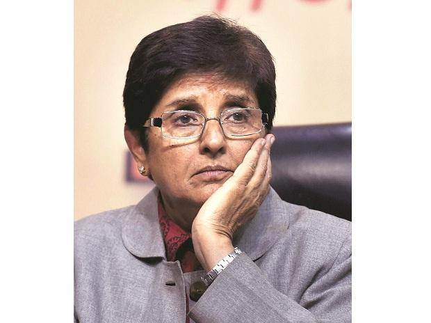 Kiran Bedi, Puducherry Lieutenant Governor