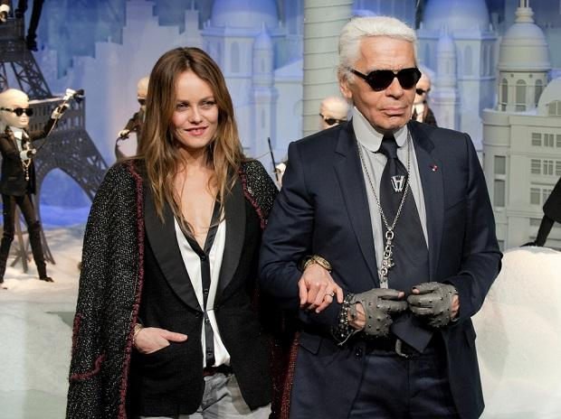 Kar Lagerfeld's cat might inherit his fortune
