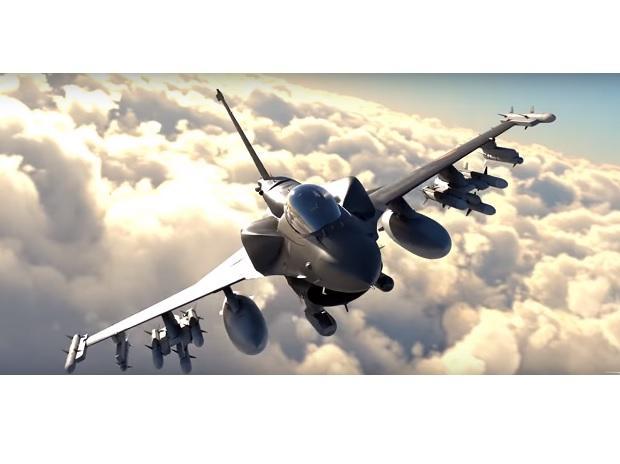 F-21 fighter jet