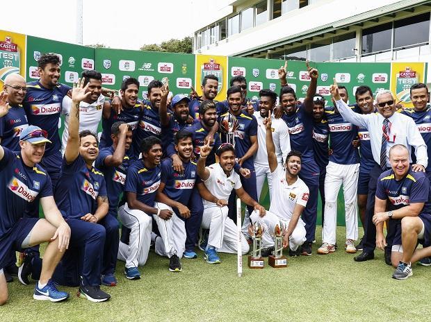 Srilanka vs South Africa 2019