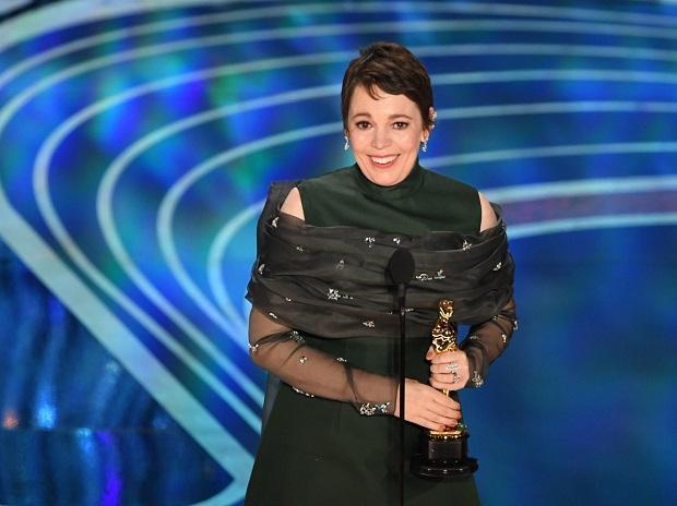 Best Actress: Olivia Colman,