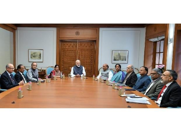PM Modi chairs CCS meet after IAF carries out air strike across LoC in PoK