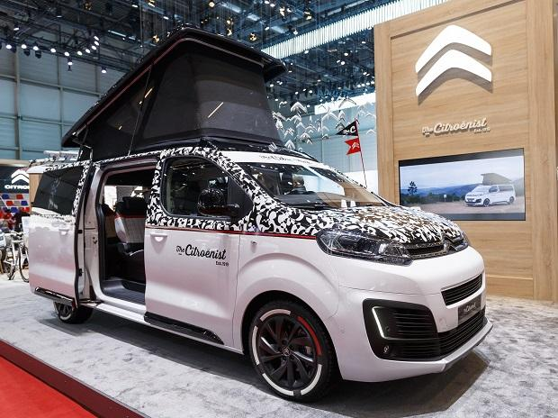 The new Citroen 'The Citroenist' concept car