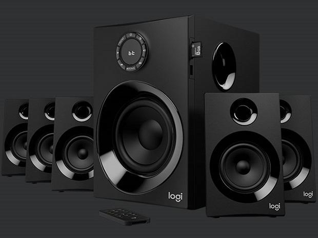 Logitech 5.1 speaker system
