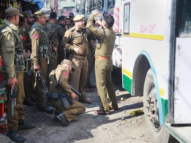 Jammu bus stand attack