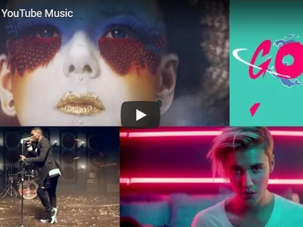 YouTube to launch music streaming app in India