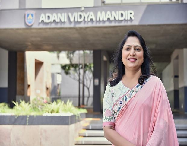 Dr Priti Adani, Chairperson, Adani Foundation