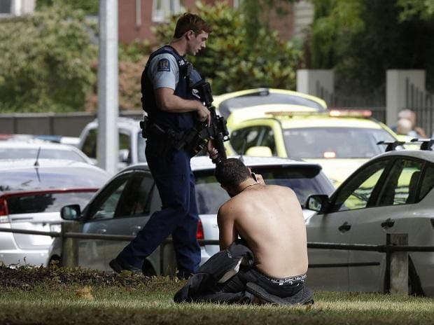 Christchurch mosque shooting, New Zealand shooting
