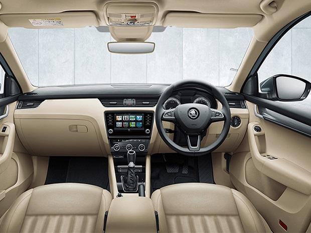 Skoda Octavia Corporate Edition Launched in India at Rs