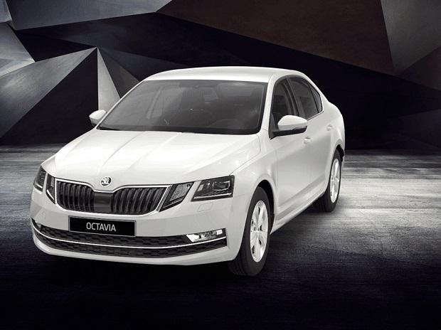 The Skoda Octavia Corporate Edition will be offered in only one colour, Candy White