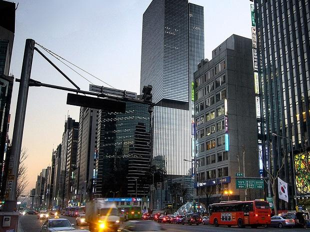 Seoul's Central Business District