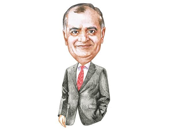 Rashesh Shah, chairman of Edelweiss Group