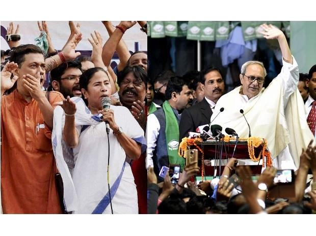 Naveen and Mamata lean on woman power to take on BJP's challenge
