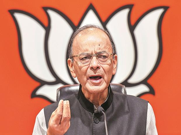Union minister Arun jaitley said no party betrayed the country more than the Congress