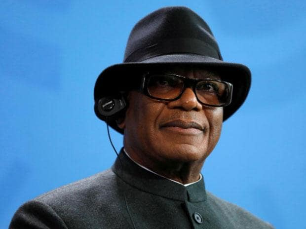 Malian President Ibrahim Boubacar Keita, Ibrahim Boubacar Keita