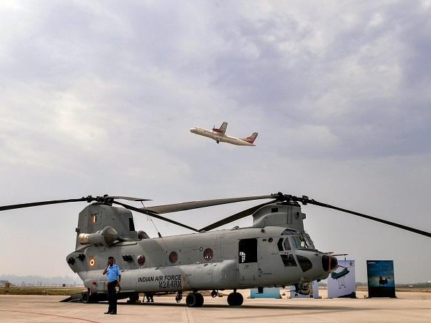 The Chinook first flew in 1962, more than half a century ago