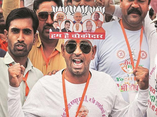 Main Bhi Chowkidar campaign, Modi supporters