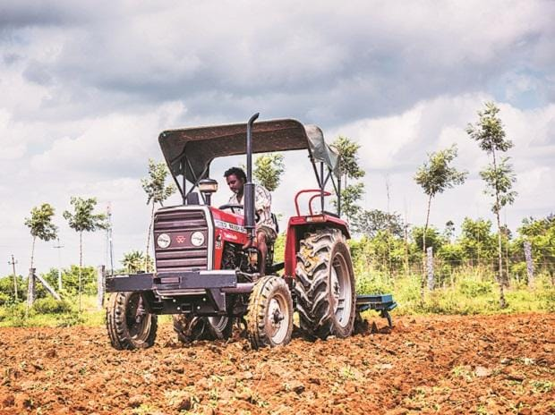 tractor, agriculture, rural india