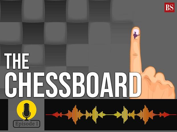 The Chessboard podcast