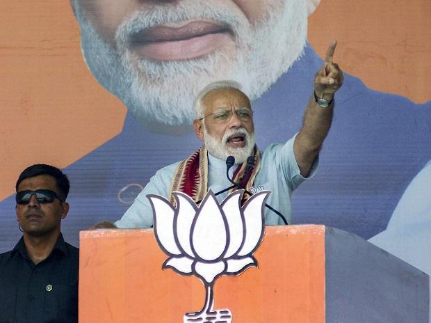 Top events today: Modis Varanasi rally; Maruti, Tata Steel Q4 results