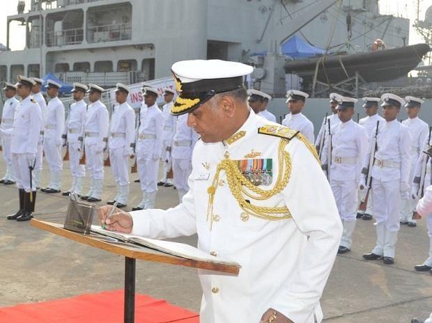 Vice Admiral Vimal Verma