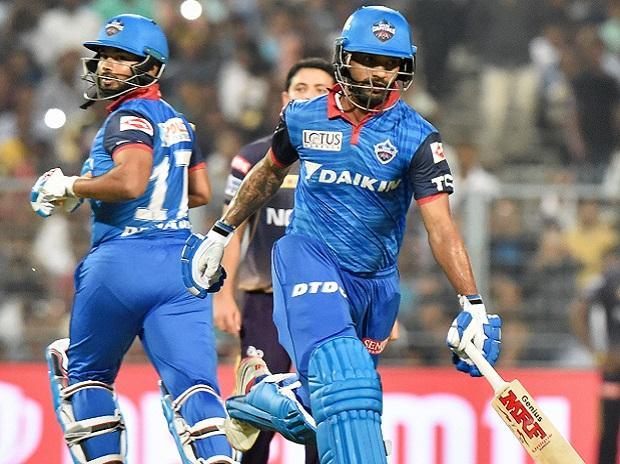 IPL 2019, DC vs KKR