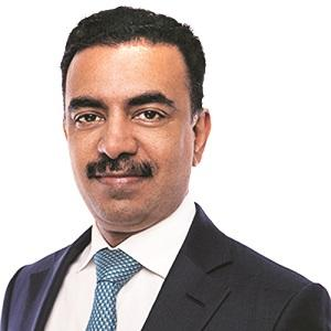 B V Krishnan, CEO, KKR India Financial Services