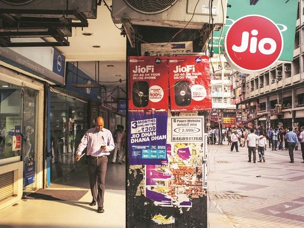 Jio races ahead of Airtel to become Indias 2nd largest telecom company
