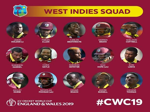 ICC World Cup 2019: Check the 15-player provisional squads