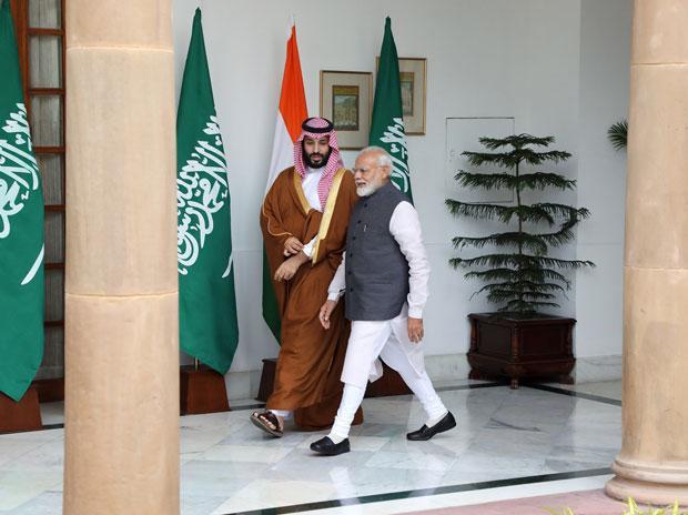 Mohammed Bin Salman, modi