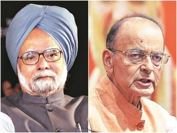 Even as Manmohan Singh claimed he had given a free hand to the armed forces, Arun Jaitley said the UPA government did not act against terrorists
