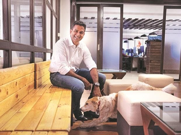 Nithin Kamath's Zerodha is India's most popular brokerage. He attributes Zerodha's success to the Google-like simplicity of its platform and the firm's ability to undercut competitors on price because of low operating costs Photo: Bloomberg