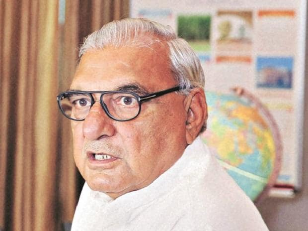 Bhupinder Singh Hooda, former CM of Haryana, is banking on the development work he had done for the state