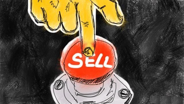 Sell stocks